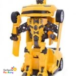 RC Transformer - Bumblebee - Yellow