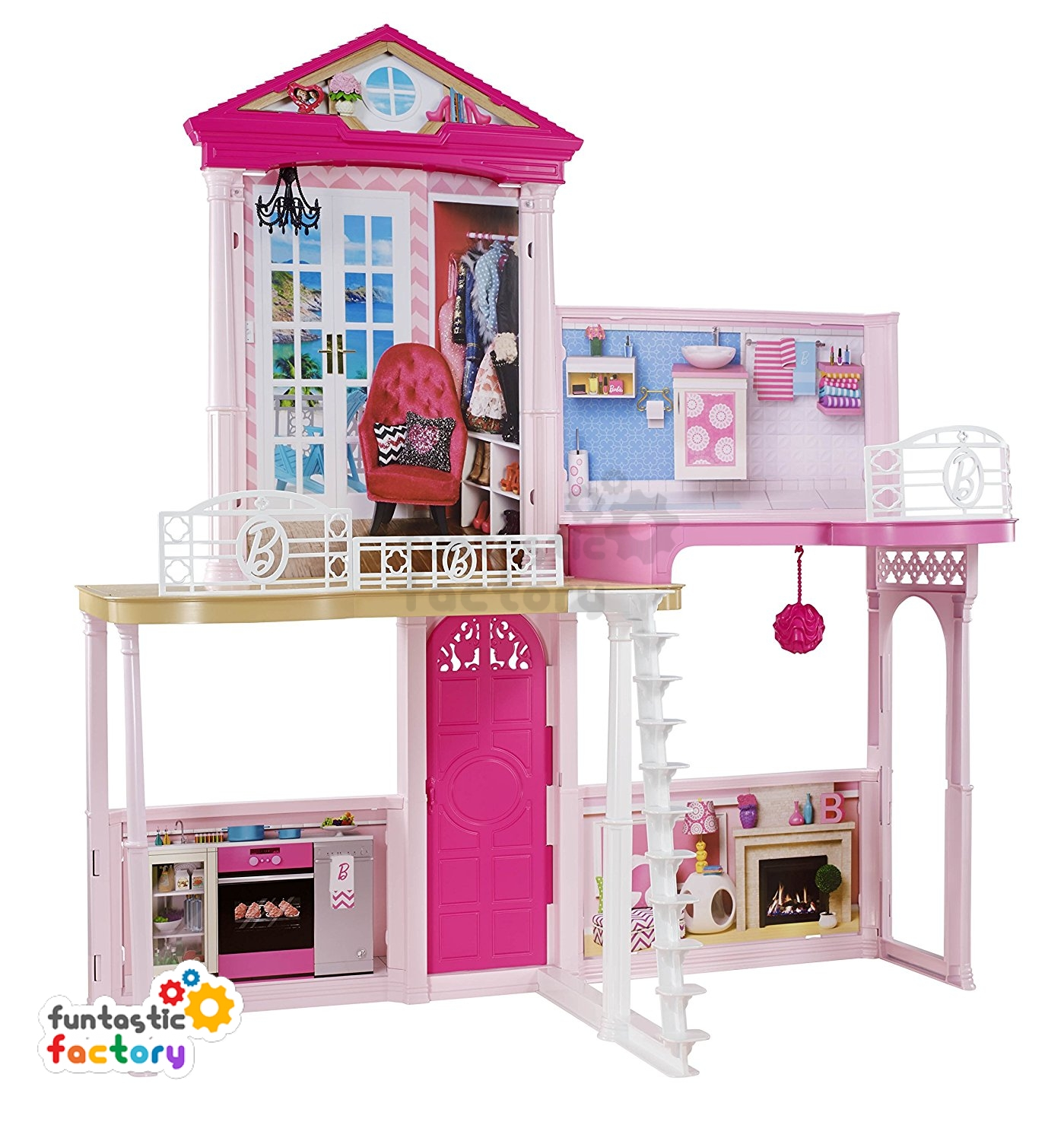 Barbie My House Furniture Images