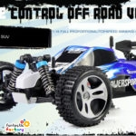 High Speed RC Car 1/18 2.4Gh 4WD Off-Road Buggy - WLtoys A959
