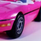 Vintage Mattel 1999 Barbie Cruise Corvette Convertible
