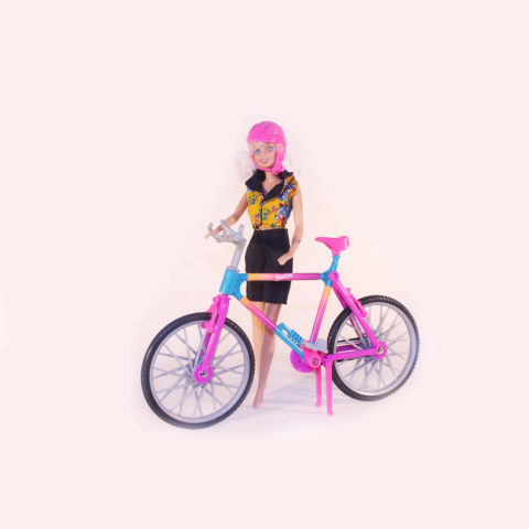 barbie cycle 3