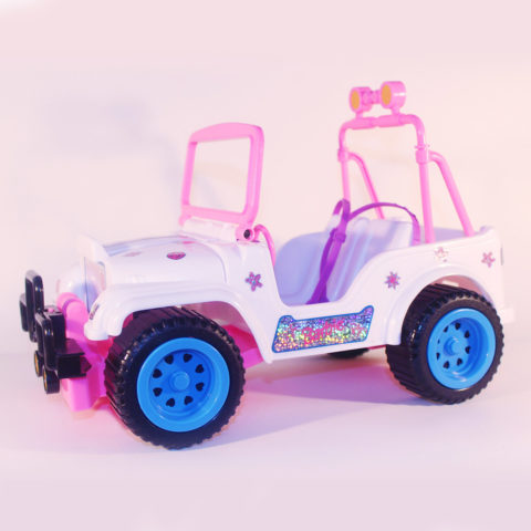barbie jeep 1