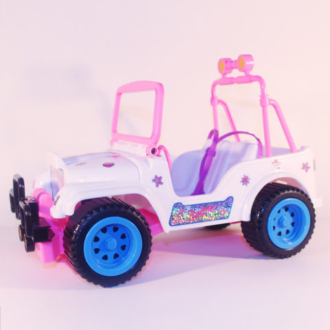 barbie jeep 2