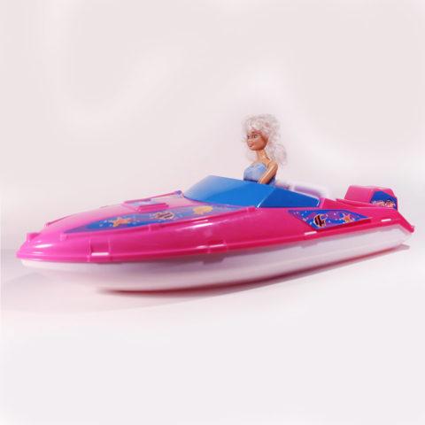 barbie speed boat 5