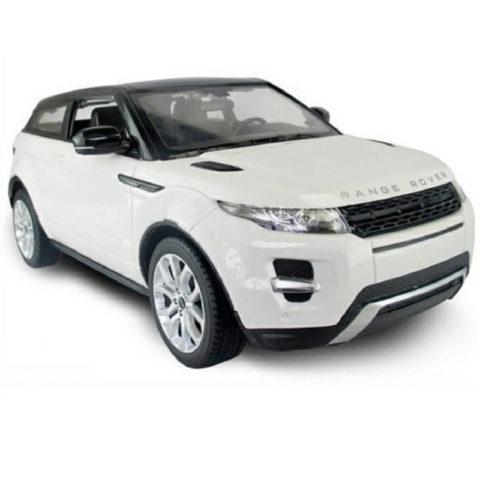 white range rover remote control car
