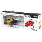Remote Control 2 Channel Helicopter - TY919 - Yellow