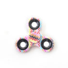 Fidget Spinner Colorful Pattern